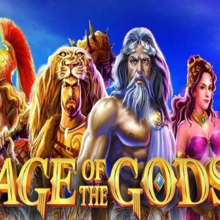 Tragamonedas con jackpot progresivo – ¡Age of the Gods!