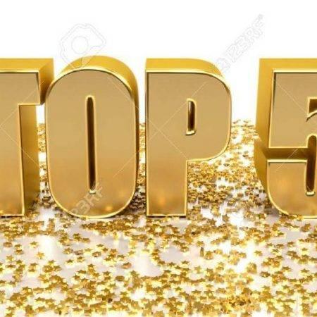 Los 5 mejores tragamonedas de Año Nuevo