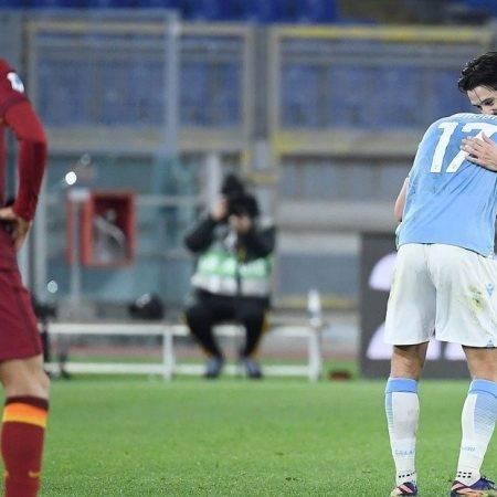 LAZIO GOLEA 3-0 A ROMA EN EL DERBI