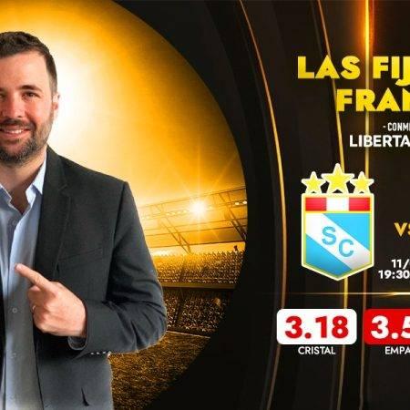 Pronóstico Sporting Cristal vs Racing: por Franco Lostaunau