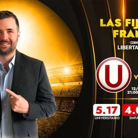 Pronóstico Copa Libertadores: las fijas de Franco Lostaunau