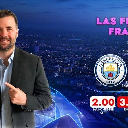 Pronóstico Champions League: Manchester City vs Chelsea