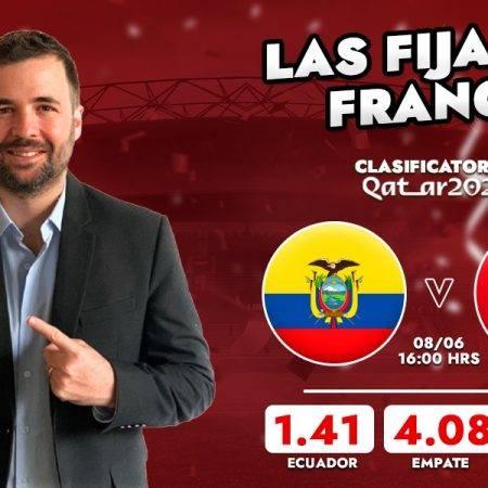Pronóstico Ecuador vs Perú: las fijas de Franco Lostaunau