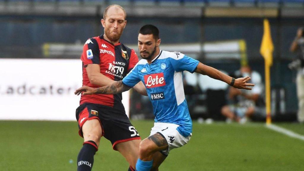 Genoa Napoli