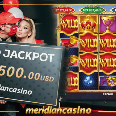 ¡Juega Wild Crusade en Meridian Casino y llévate el premio mayor!