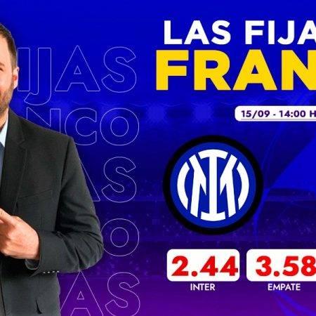 Las fijas del Inter vs Real Madrid por Franco Lostaunau