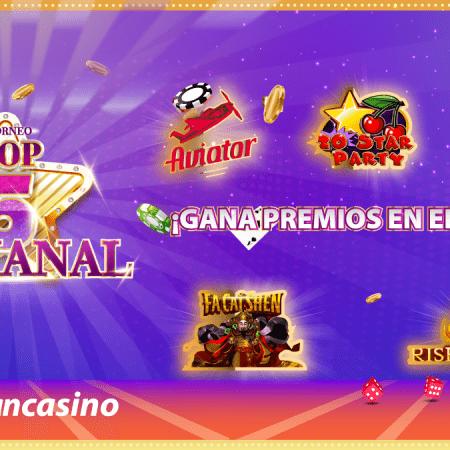 ¡Gana premios en efectivo con el torneo de Meridian Casino!